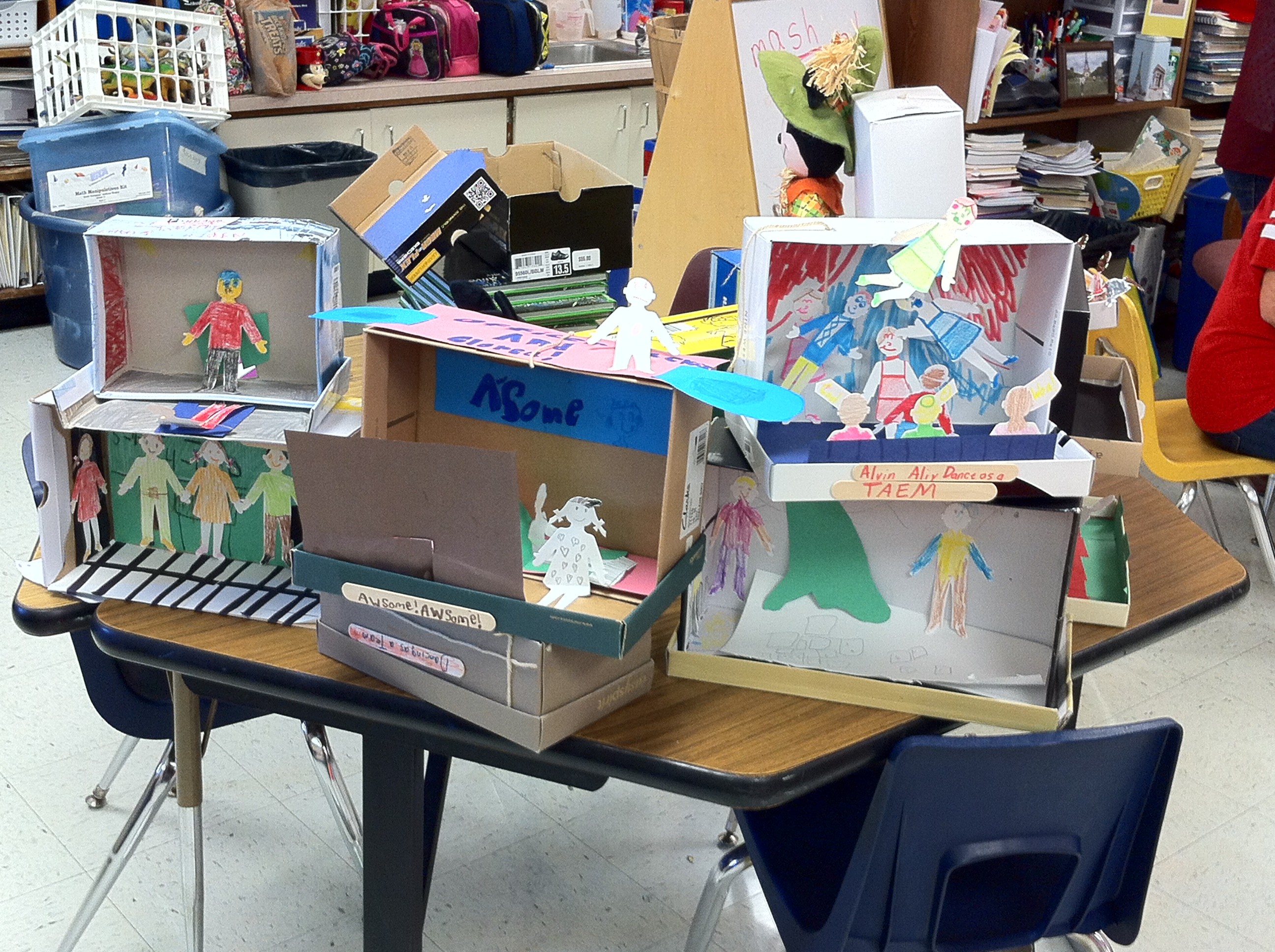 3rd grade book report diorama Best book collections for third grade reading project book report and diorama discover the great book collections associate with third grade reading project book.