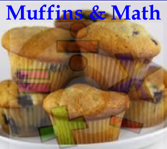 Image result for muffins and math