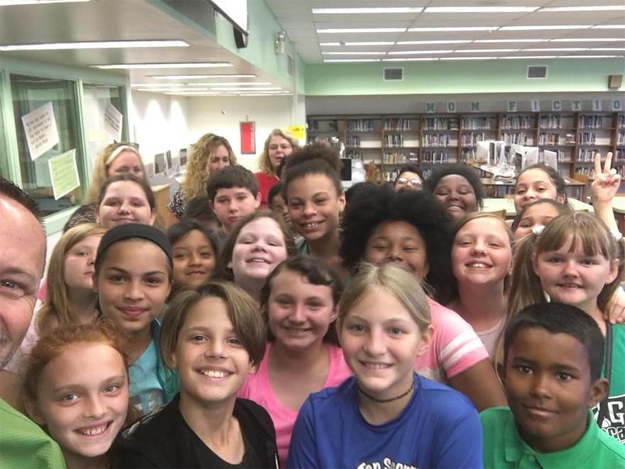 We  ARE  Mittye P. Locke Elementary