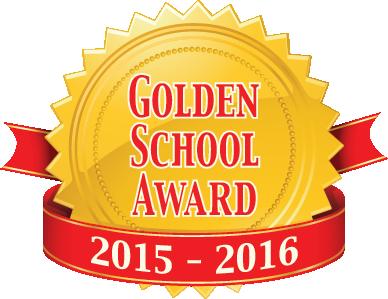 Golden School Award15-16