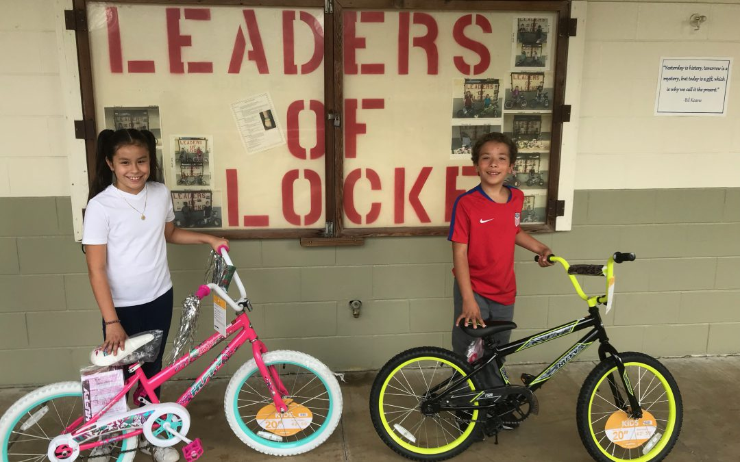 Leaders of Locke winners