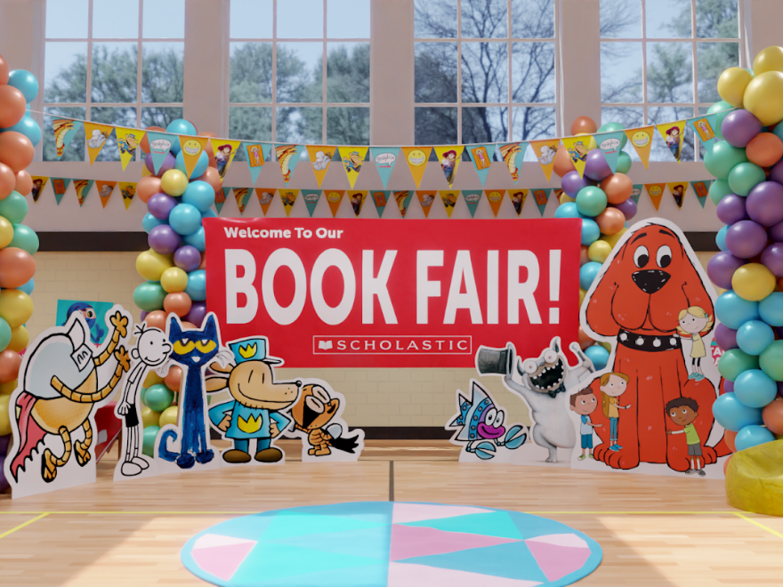 Book Fair is Coming!!